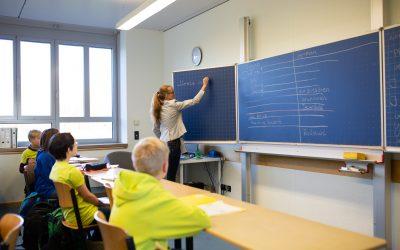 Aktuelle Unterrichtszeiten