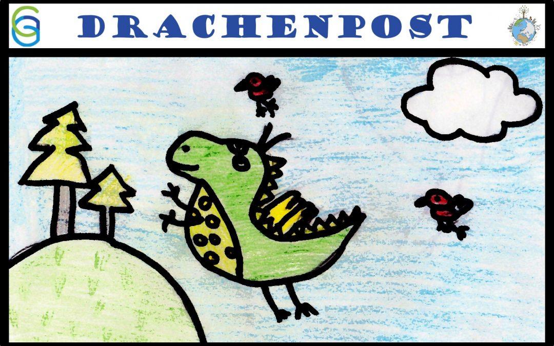 """Beiträge der Schülerzeitung """"Drachenpost"""" 06/20"""
