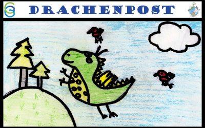 """Beiträge der Schülerzeitung """"Drachenpost"""" 09/19"""