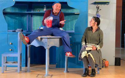 Theater Traumbaum: Stromboli – Knut und die Wut