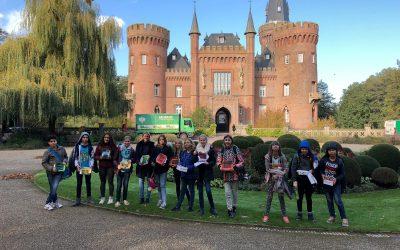 """30.10.2019 """"Druck machen"""" im Schloss Moyland"""