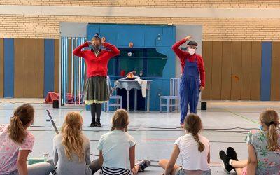 """Theaterstück """"Stromboli – Knut und die Wut"""""""