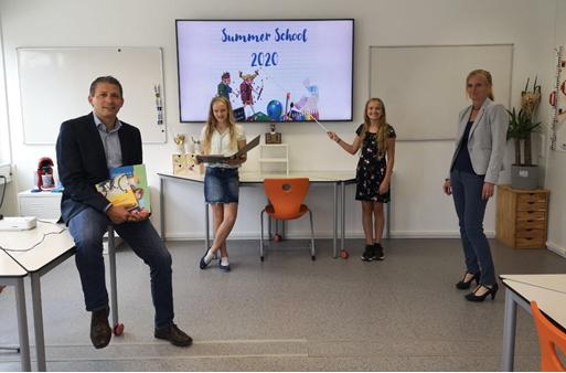 Summer sChOOL 2020 in Geldern – Gemeinsam die Welt ein kleines bisschen besser machen