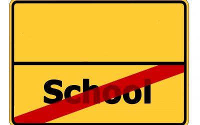 Schulschließung am 14.09.2020