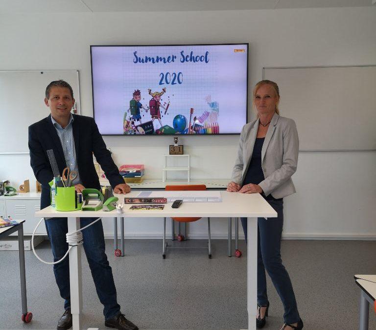 summer sChOOL 2020 – das Gemeinschaftsprojekt der Gesamtschule der Stadt Geldern und Realschule An der Fleuth kommt in die engere Auswahl für den Deutschen Schulpreis 20|21 Spezial!!!