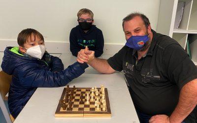 """""""Das Webergambit"""": Schach an der Gesamtschule Geldern"""