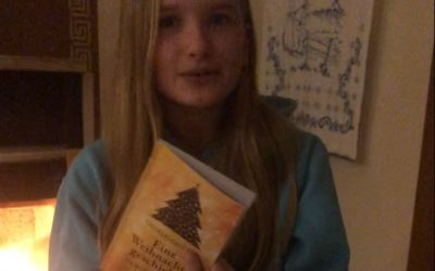 """Der Geist der Weihnacht –Das Team der Gesamtschule der Stadt Geldern liest die """"Weihnachtsgeschichte"""" von Charles Dickens"""