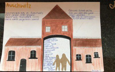 Projekt der 7b: NIE WIEDER! – Geschichte hautnah