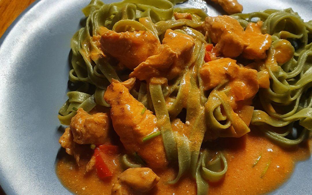 Live-Cooking: Hauswirtschaft im Distanzunterricht