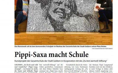 Kunstprojekt in den Niederrhein Nachrichten