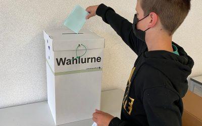 Die RP berichtet über die Juniorwahl